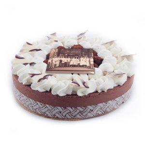 Chocolade-truffeltaart-bedrukt