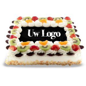 berdukt met uw logo